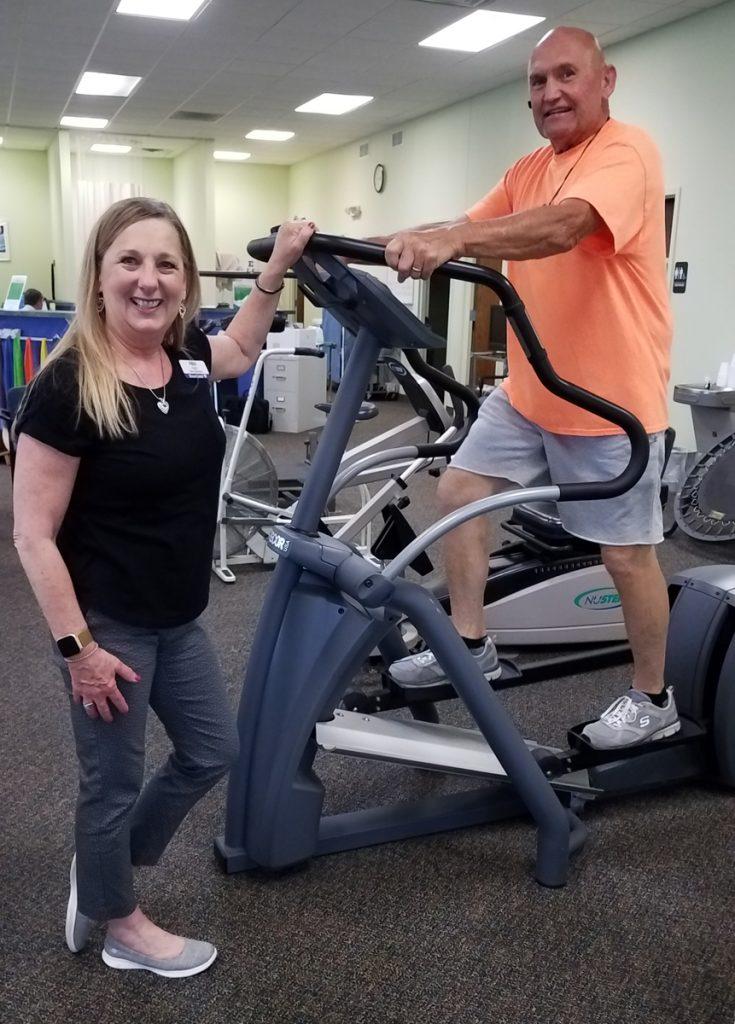Heartland Rehab Gym at Arrowhead Park