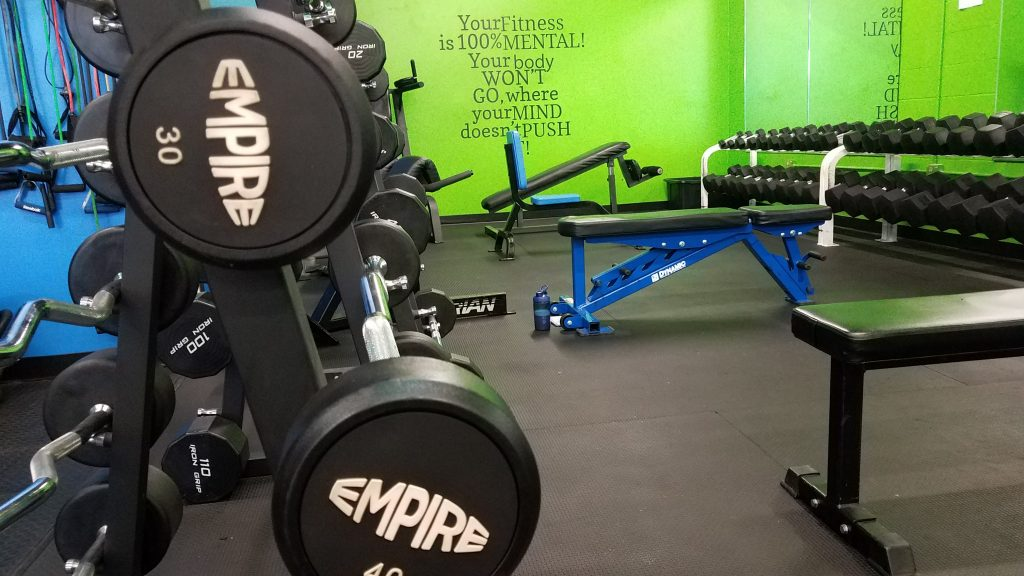 Maumee Fitness 4 All Gym