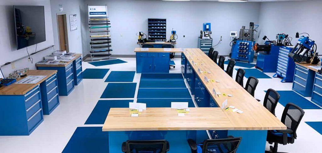 Eaton Training Department