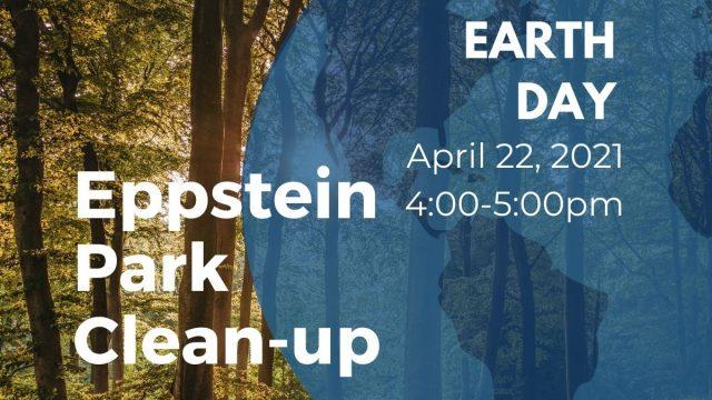 Annual Eppstein Park Cleanup