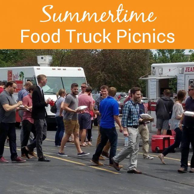 Summertime Food Trucks