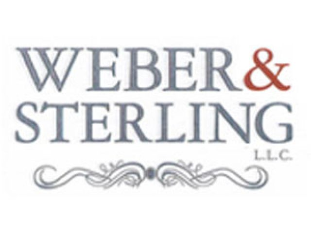 Weber and Sterling