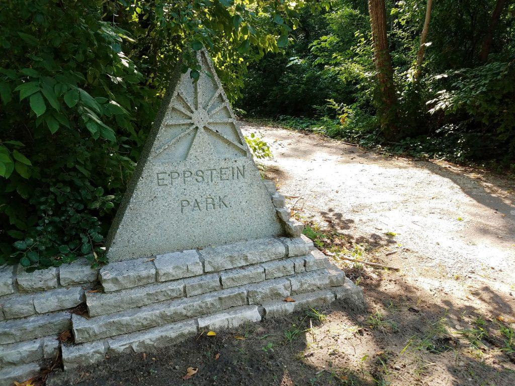Eppstein park marker