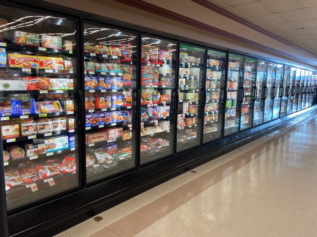 Walt Churchill's Market Freezers